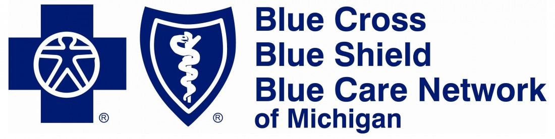 No Insurance Clinic Highland Park MI - HUDA Clinic - Blue_Cross_Blue_Shield_Logo