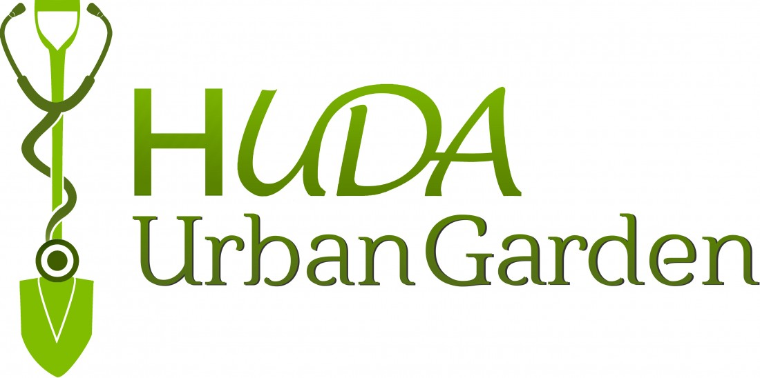 HUDA Urban Garden - HUDA Free Community Health Clinic - Final_HUG_Logo_copy