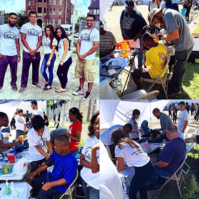 Free Dental Clinic New Center Detroit - HUDA Clinic - outreach